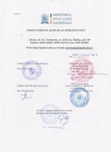 Invitatie Simpozion Judetean Religie ISJ OLT Editia a IV-a 8 Iunie 2013 Ora 10, Liceul Iancu Jianu (Bals)